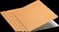 Producto 096050, Descripción: UNISYSTEM CAJA 50  SUBCARPETAS DE CARTON FORMATO FOLIO KRAFT BANCO REF. 96050